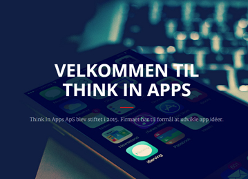 Think In Apps